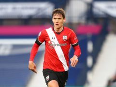 Denmark defender Jannik Vestergaard is set for a switch to Leicester (Michael Steele/PA)