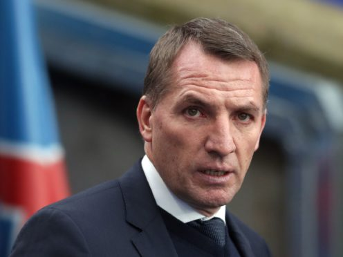 Leicester manager Brendan Rodgers would not hesitate to drop players for breaches of discipline (Adam Davy/PA)