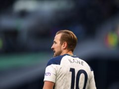 Harry Kane has reported back with Spurs (Daniel Leal-Olivas/PA)