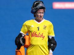Great Britain goalkeeper Maddie Hinch