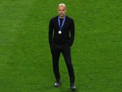 Pep Guardiola says Manchester City soon overcame their Champions League final heartache (Adam Davy/PA)