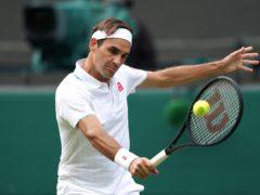 Roger Federer will undergo knee surgery (John Walt/PA)
