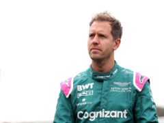 Sebastian Vettel was stripped of second place in the Hungarian Grand Prix on August 1 (Bradley Collyer/PA)