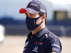 Sergio Perez will stay with Red Bull next season (Tim Goode/PA)