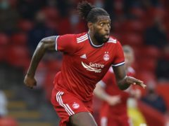 Jay Emmanuel-Thomas has started well with Aberdeen (Steve Welsh/PA)