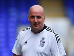 Paul Cook insists his new-look Ipswich team need time to gel (Ashley Western/PA)