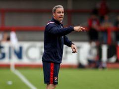 Michael Duff's Cheltenham began the season with a point (Bradley Collyer/PA)