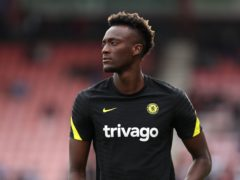 Tammy Abraham has signed a five-year deal with the Serie A club (Kieran Cleeves/PA)