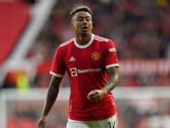 Jesse Lingard could leave Old Trafford this month (Nick Potts/PA)