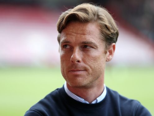 Scott Parker has taken over at Bournemouth (Kieran Cleeves/PA)