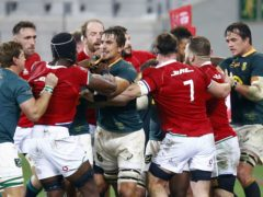 The Lions and South Africa meet for the final time in Saturday's series decider (Steve Haag/PA)