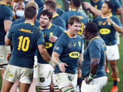 South Africa levelled the series last weekend (Steve Haag/PA)