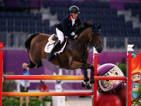Great Britain won eventing team gold (Adam Davy/PA)