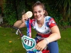 Beth Shriever is aiming to repeat her Olympic success at the World Championships (Aaron Chown/PA)