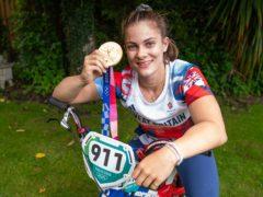 Olympic champion Beth Shriever claimed world championship glory on Sunday (Aaron Chown/PA)