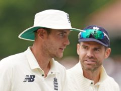England are set to be without Stuart Broad (left) and James Anderson (right). (Tim Goode/PA)