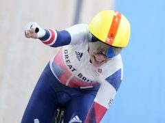 Laura Kenny will be in action on Sunday (Danny Lawson/PA)