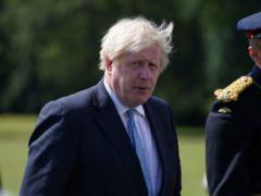 Prime Minister Boris Johnson (Steve Parsons/PA)