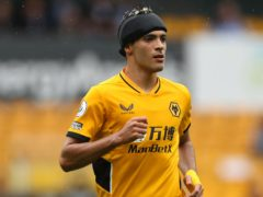 Raul Jimenez is expected to keep his place in the Wolves starting line-up (Bradley Collyer/PA)