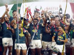 South Africa clinched the series against the Lions 2-1 (Steve Haag/PA)
