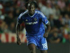 Romelu Lukaku is back at Stamford Bridge (Nick Potts/PA)
