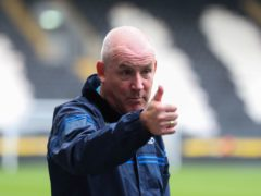 QPR manager Mark Warburton was impressed with his side's win at Hull (Isaac Parkin/PA)