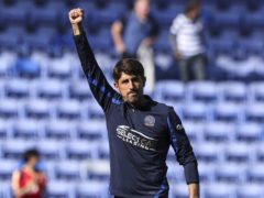 Reading manager Veljko Paunovic was delighted with his side's display against Preston (Kieran Cleeves/PA)