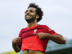 Mohamed Salah has two years remaining on his current deal at Liverpool (Joe Giddens/PA)