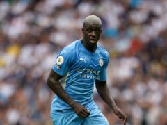 Manchester City's Benjamin Mendy has been charged with four counts of rape and one of sexual assault (Nick Potts/PA)
