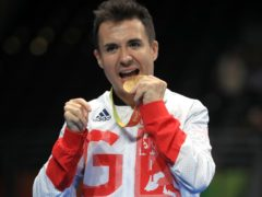 Will Bayley won gold in Rio (Adam Davy/PA)