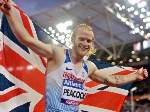 Great Britain's Jonnie Peacock is seeking more Paralympic success (Victoria Jones/PA)
