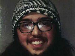 Sudesh Amman when he was under surveillance (Field Fisher/PA)