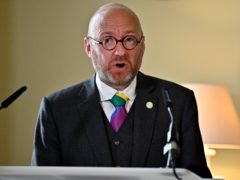 Patrick Harvie stressed co-operation between the two sides (Jeff J Mitchell/PA)