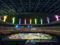 The Tokyo Paralympics are under way (Joe Toth for OIS/PA)