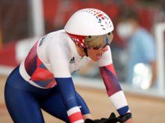 Dame Sarah Storey began the Tokyo Games in dominant form (Tim Goode/PA)
