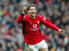 Cristiano Ronaldo is set to rejoin Manchester United (Martin Rickett/PA)