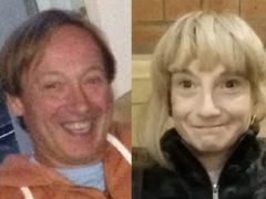 Clinton Ashmore and Sharon Pickles were found dead in Westminster hours apart (Metropolitan Police/PA)