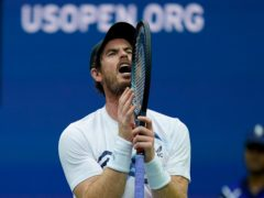 Andy Murray went down in five sets (Seth Wenig/AP)
