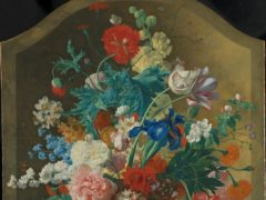 Dutch artist Jan van Huysum's masterpiece Flowers in a Terracotta Vase (1736–7) will be on display in East Belfast's Portview Trade Centre, from August 11th to 17th. The painting is on loan from The National Gallery, London, as part of Jan Van Huysum Visits, a touring exhibition (National Gallery/PA)