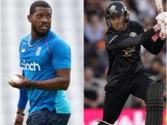 Chris Jordan and Phil Salt are leaving Sussex for Surrey and Lancashire respectively (Zac Goodwin/Nick Potts/PA)