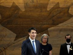 Prime Minister Justin Trudeau has called an election (Paul Chiasson/The Canadian Press via AP)