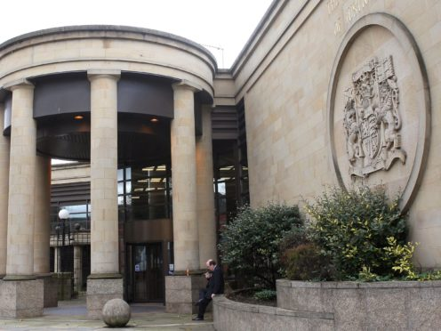John Dow was jailed at the High Court in Glasgow on Thursday (PA)