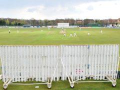 Lancashire bowled out Hampshire for 143 at Aigburth (Martin Rickett/PA).