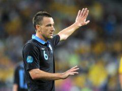 John Terry retired from international football on September 23, 2012 (Anthony Devlin/PA)