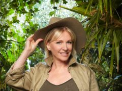 Undated handout photo issued by ITV of I'm A Celebrity…Get Me Out Of Here! contestant Nadine Dorries (ITV/PA)