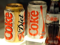 Coca-Cola's UK bottling firm has said it is tackling an aluminium shortage which could impact can supply (PA)