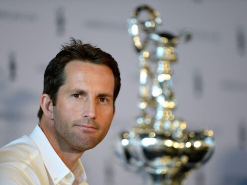 Sir Ben Ainslie helped Team Oracle USA comeback from 8-1 down to claim their 34th America's Cup (Andrew Matthews/PA)