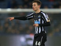 Callum Roberts was on the scoresheet for Notts County (Mike Egerton/PA)