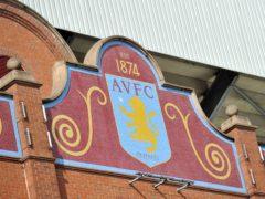 Aaron Danks has joined Aston Villa from Anderlecht (Dave Howarth/PA)