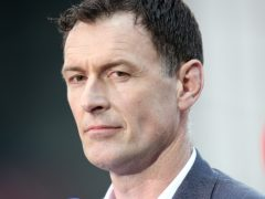 Chris Sutton could not work on the Europa League game at Ibrox (Lynne Cameron/PA)